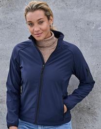 Ladies` Lightweight Performance Softshell Jacket